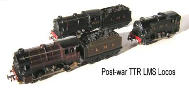 LMS post war three Locos2