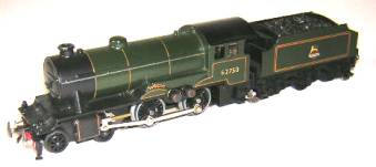440 BR green pytchley mint