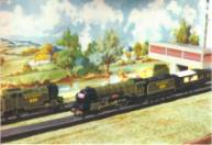 Layout Bournmouth belle